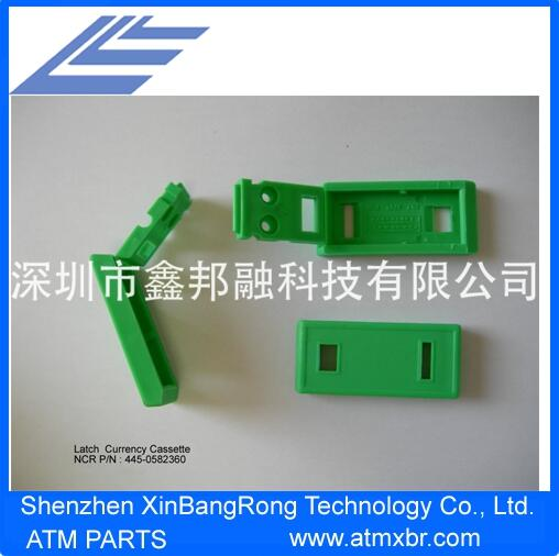 NCR currency Cassette Latch 445-0582360 4450582360
